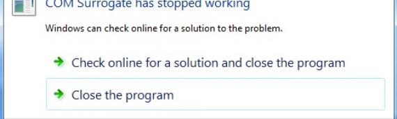 Remove dllhost.exe *32 COM Surrogate virus from Windows