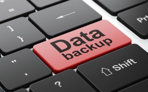 secure data backup