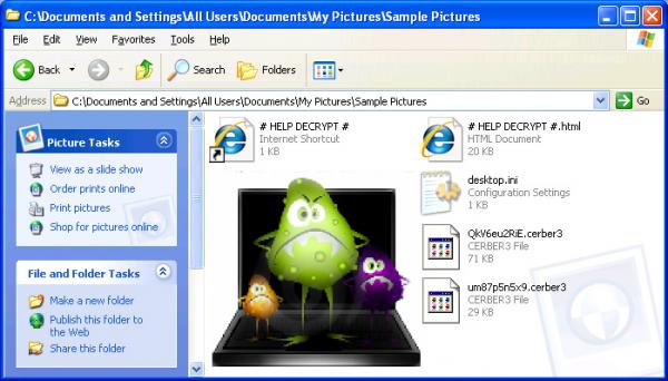 cerber3 ransomware virus