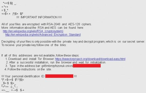 Decrypt  osiris files and remove the corresponding