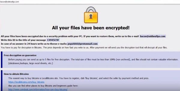 java-file-Dharma-Ransomware