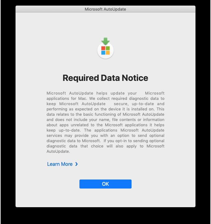 Microsoft AutoUpdate Mac virus removal [Aug 2019] | Sureshot